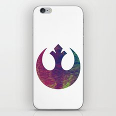Star Wars Rebel Color iPhone & iPod Skin