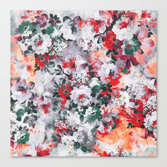 Beautiful Garden III Canvas Print