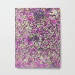 In Bloom on Steroids Metal Print
