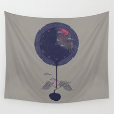 Night Falls Wall Tapestry