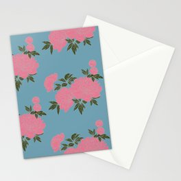Peonia 1 Stationery Cards