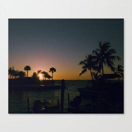 La Florida Canvas Print