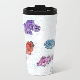 Little Fishies Travel Mug