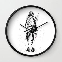 River child (Kappa) Wall Clock