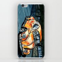 bug iPhone & iPod Skins featuring Bug by Jonas Ericson