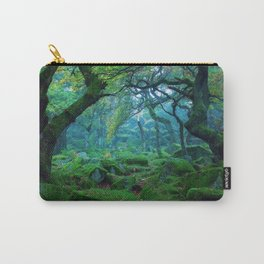 Enchanted forest mood Carry-All Pouch