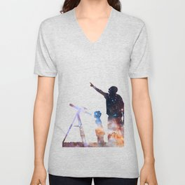 The Astronomers Unisex V-Neck