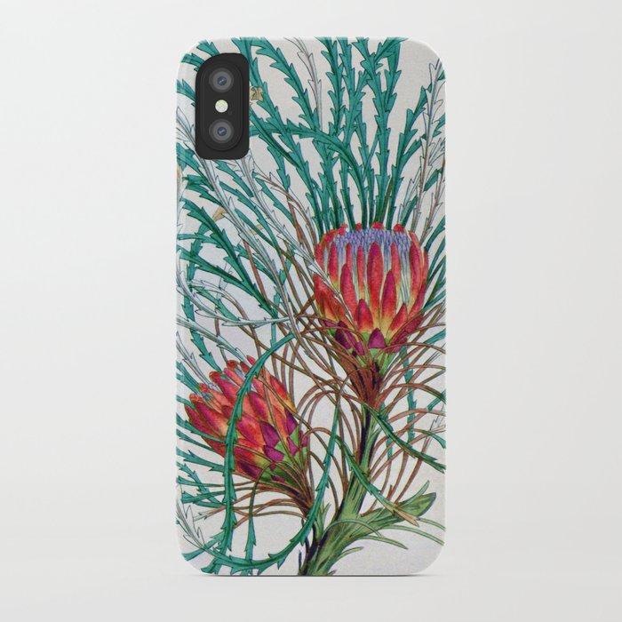 A Protea flower iPhone Case