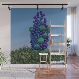 Bubbleflower Wall Mural