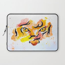 Tiger's Gaze Laptop Sleeve