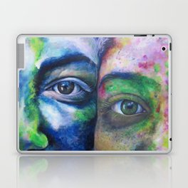 We Compliment Each Other Like Colors Laptop & iPad Skin