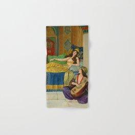 """John Collier """"Myrrh, Aloes and Cassia"""" Hand & Bath Towel"""