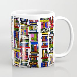 get thee to a library ... Coffee Mug