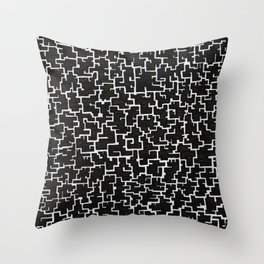 Psychopathic Throw Pillow