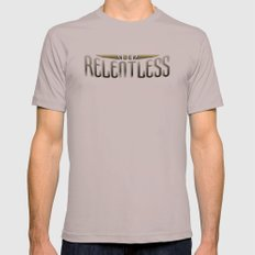 Be Relentless Cinder Mens Fitted Tee SMALL