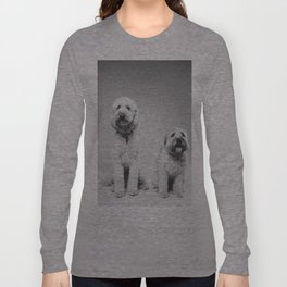 pooches Long Sleeve T-shirt
