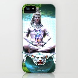Shiva Absolute iPhone Case