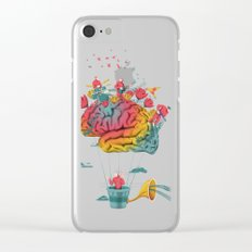 Dreams Clear iPhone Case