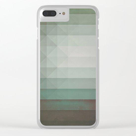 dryry ytyrnyl Clear iPhone Case