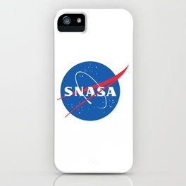 Snasa iPhone Case