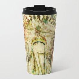 MOOSE HEADDRESS Travel Mug