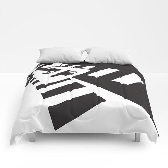 Zip Me, Please! Comforters