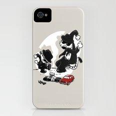 Calv and Hobbwood iPhone (4, 4s) Slim Case