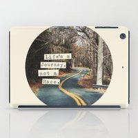 journey iPad Cases featuring Journey by Brandy Coleman Ford