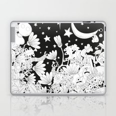 Cartoon Night Laptop & iPad Skin