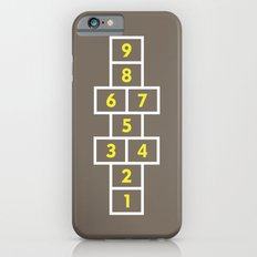 Hopscotch Brown Slim Case iPhone 6s