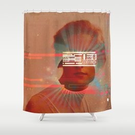 Ionia 117 Shower Curtain