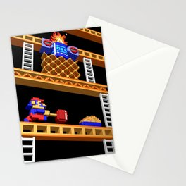 Inside Donkey Kong stage 2 Stationery Cards