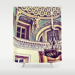 Palace dreams Shower Curtain
