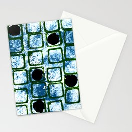 Space Window Stationery Cards