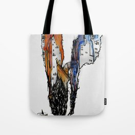 Creating Dimensions Tote Bag
