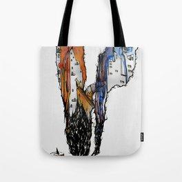 Creating Dimensions Tote Bag