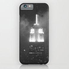 Gotham city in black and white Slim Case iPhone 6s