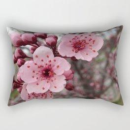 Fall Blossoms Rectangular Pillow