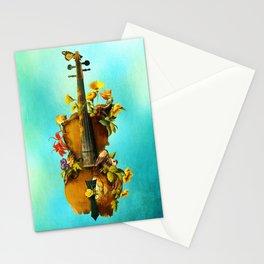 Undying Symphony Stationery Cards