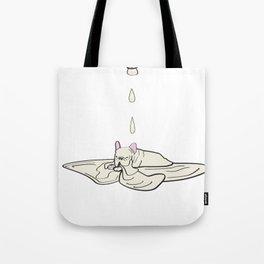 Bulldrops Tote Bag
