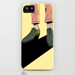 Wear those gators iPhone Case