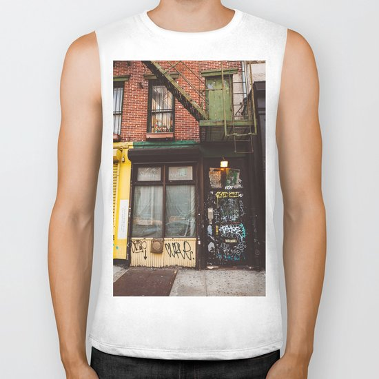 East Village Biker Tank