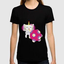Katamari Kitty T-shirt