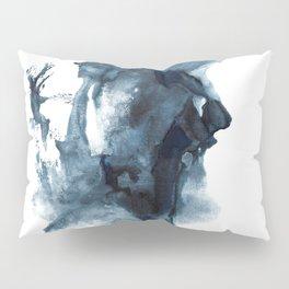 Indigo Depths No. 4 Pillow Sham