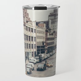 Tough Streets - NYC Travel Mug