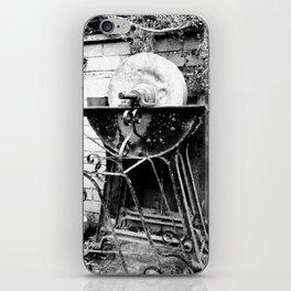 Vintage WhetStone iPhone Skin