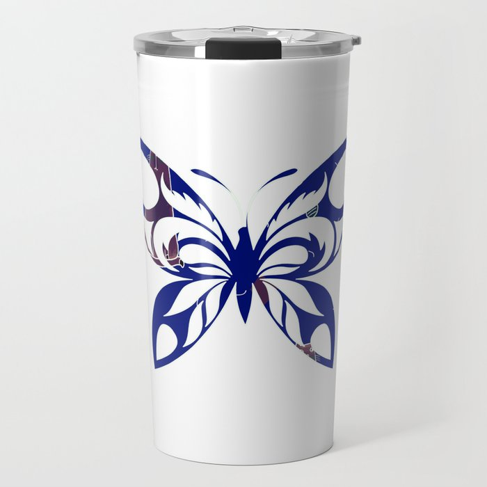 Butterfly 137 Travel Mug
