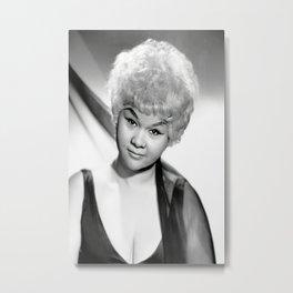 Etta James Metal Print