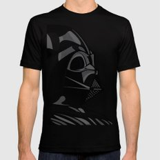 Star Wars Pop Art - In the Hover LARGE Mens Fitted Tee Black