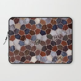Mosaic Pattern Abstract Laptop Sleeve